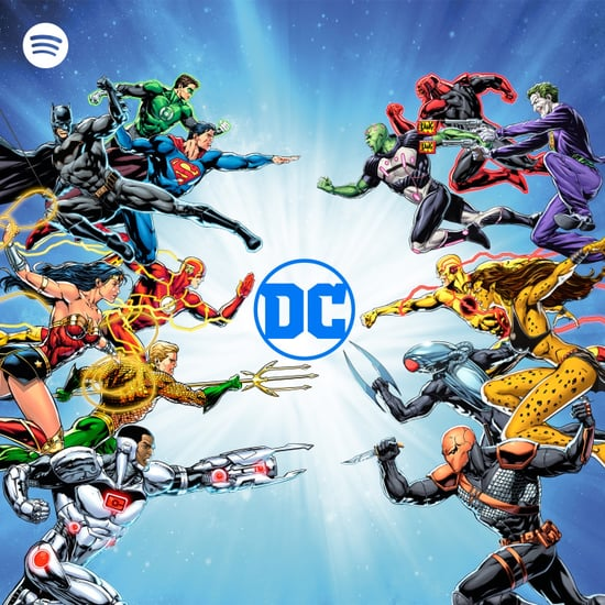 Spotify to Stream DC Comic Book Podcasts
