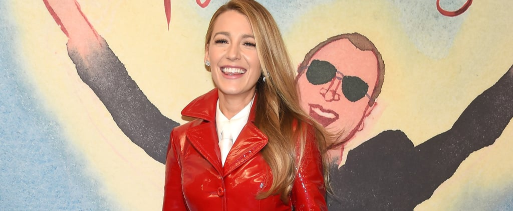 We're Not Surprised at All That Blake Lively Wore These Heels on Valentine's Day —Are You?