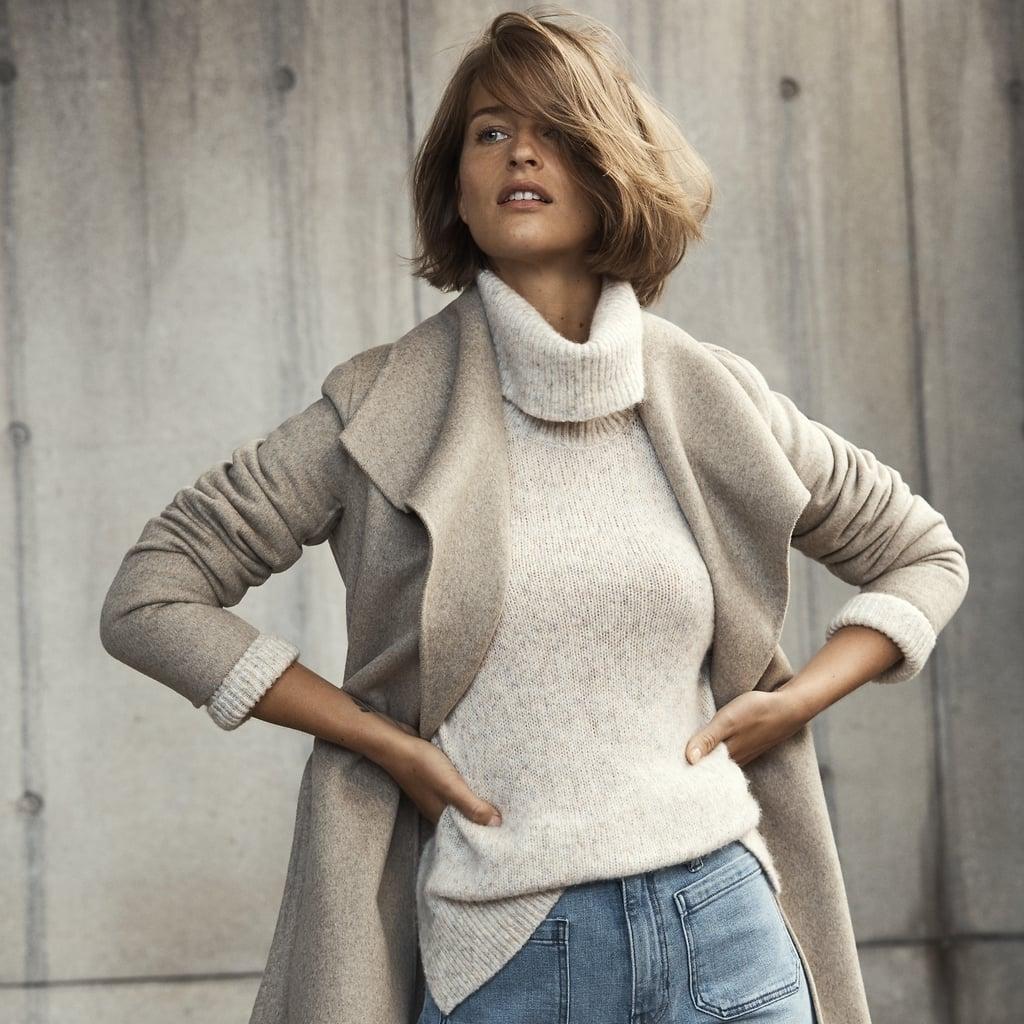 Stylish Cozy Sweaters From Banana Republic | POPSUGAR Fashion