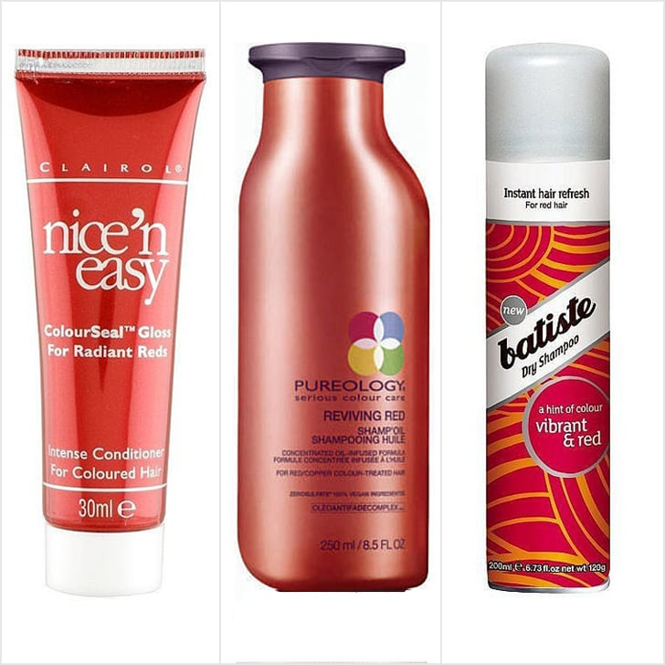 Best Products For Red Hair