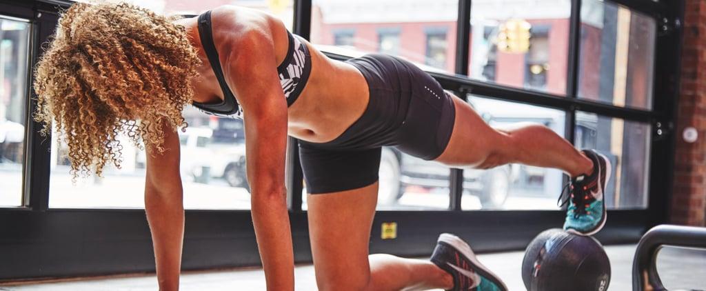 أفضل تمارين لشد عضلات الوركين للمصابات بآلام الركبة