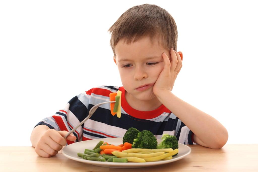 Kids Who Hate Vegetables