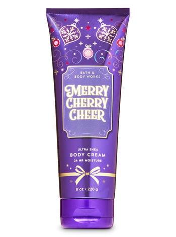 Merry Cherry Cheer Ultra Shea Body Cream