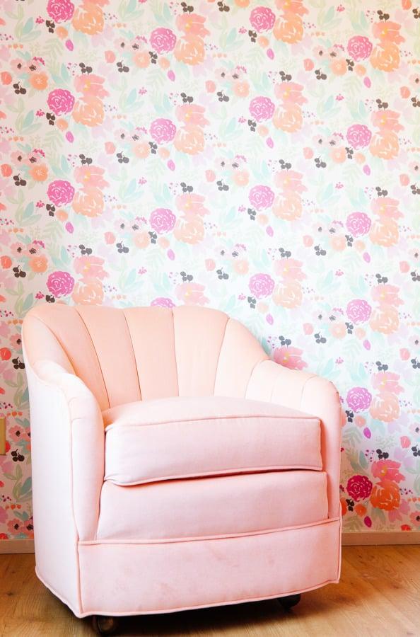 Interior of a textile designer 39 s portland home popsugar home for Designer s image