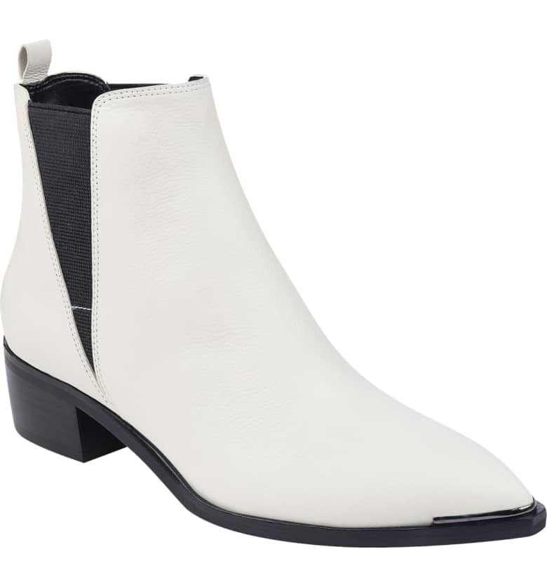 Marc Fisher Ltd Yale Chelsea Boot Best Boots For Women 2019