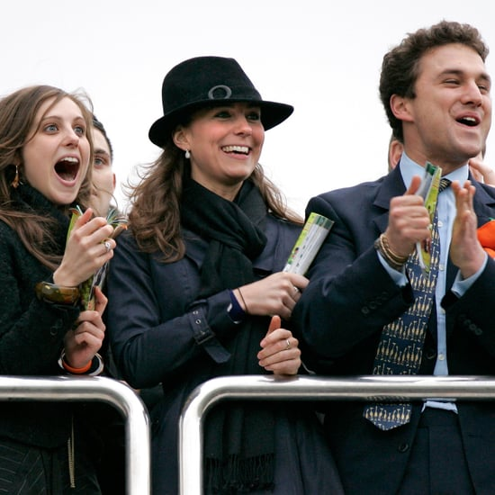 Kate Middleton Hanging Out With Friends