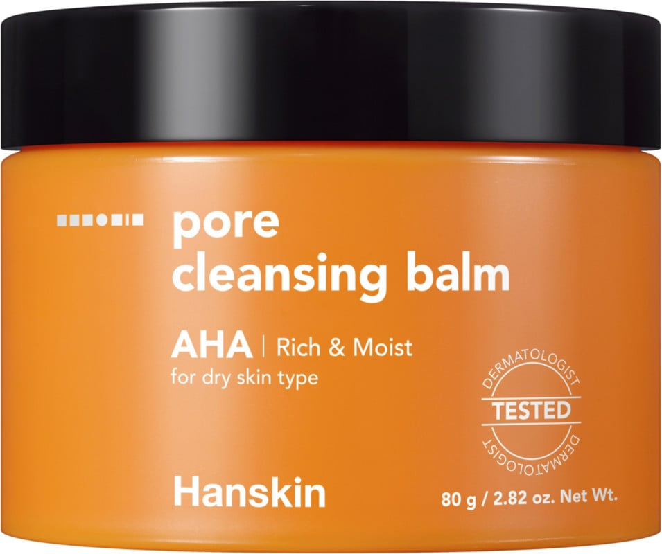 Hanskin AHA Pore Cleansing Balm
