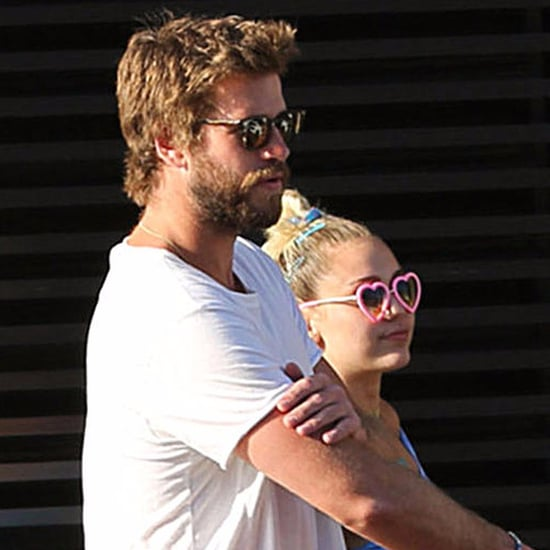 Miley Cyrus and Liam Hemsworth Out in Malibu September 2016