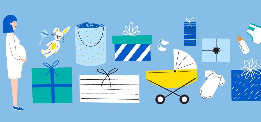 Essential Items to Register For Before Baby