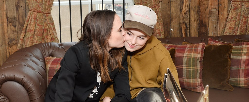Ellen Page and Wife Emma Portner Cutest Pictures