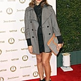 Rashida Jones attended a Vanity Fair and Juicy Couture bash in LA.