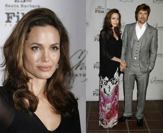 Angelina Wins Best Performance At The Santa Barbara Film Festival