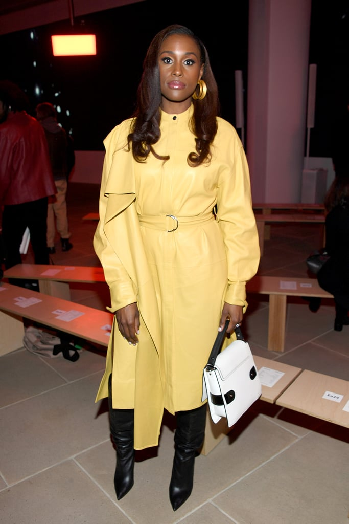 Issa Rae at the Proenza Schouler Fall 2020 Show