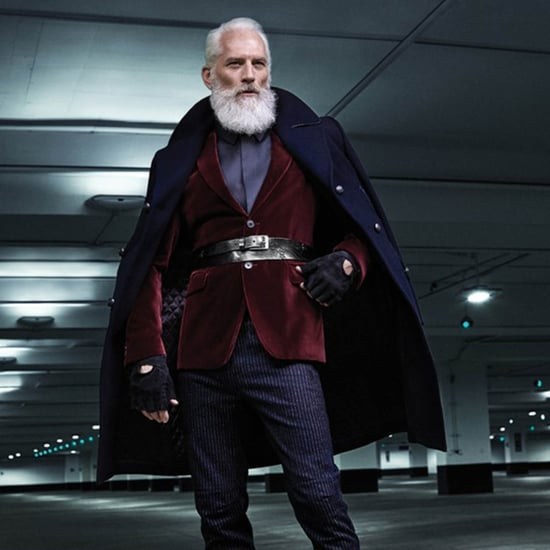 Fashion Santa Gives Santa Claus Sexy Makeover
