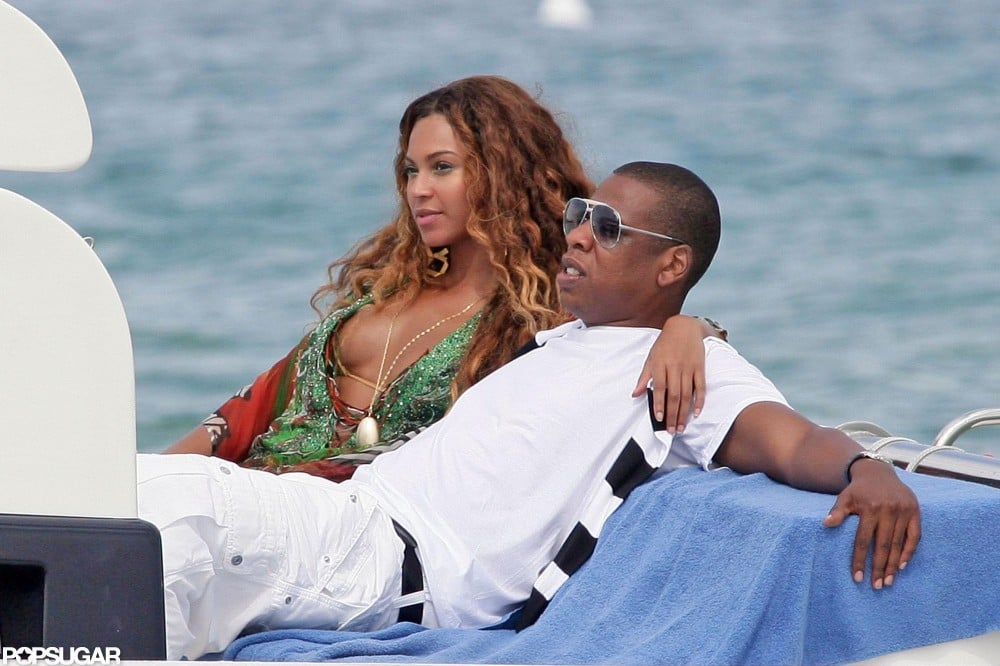 Beyonce and Jay Z's Best PDA Moments | Pictures | POPSUGAR Celebrity