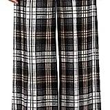 Robert Rodriguez Women's Plaid Cotton-Blend Flannel Pants