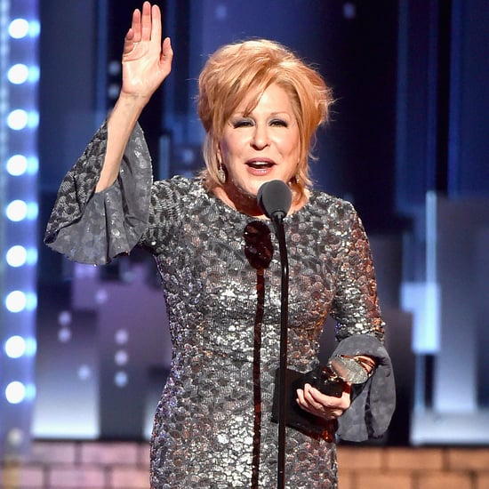 Bette Midler Acceptance Speech at the 2017 Tony Awards
