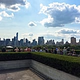 However, be sure not to leave before visiting the rooftop overlook for sweeping views of Central Park and the city skyline!