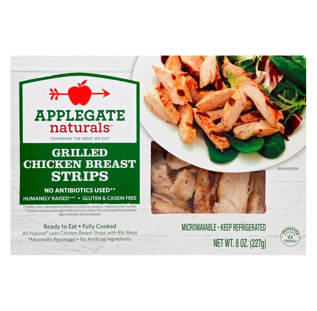 Applegate Naturals Grilled Chicken Breast Strips