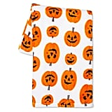 Halloween Pumpkin Plush Throw
