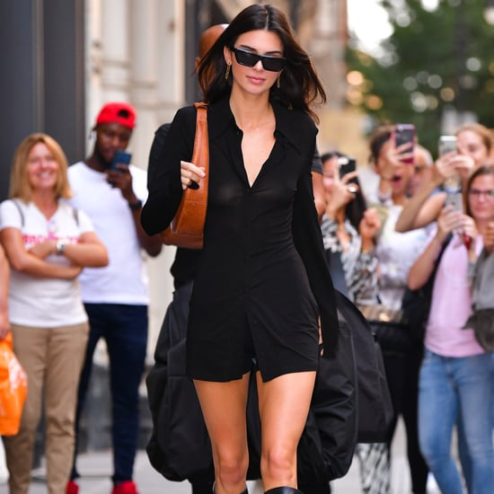Kendall Jenner at Fashion Week Spring 2020