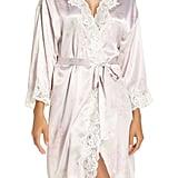 Ralph Lauren Women's Lace & Satin Robe