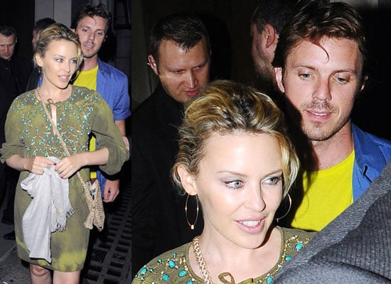Photos Of Kylie Minogue And Scissor Sisters' Jake