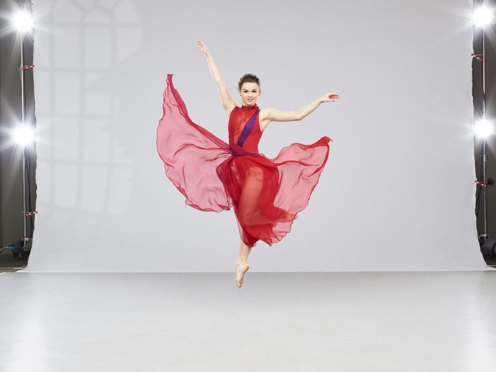 WORLD OF DANCE -- Season: 3 -- Pictured: Lauren Yakima -- (Photo by: Andrew Eccles/NBC)