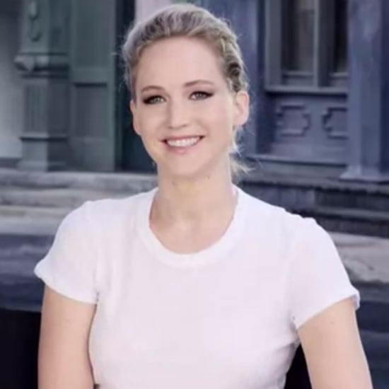 Jennifer Lawrence Vanity Fair Video November 2016