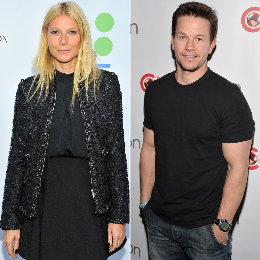 Gwyneth Paltrow and Mark Wahlberg