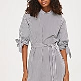 Topshop Poplin Shirt Dress