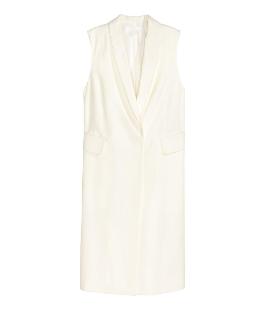 Lyocell Blend Vest ($129)