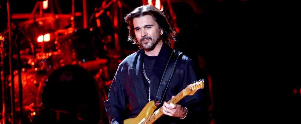 Juanes Releases New Album Más Futuro Que Pasado
