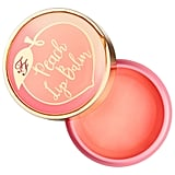 Too Faced Peach Mega Moisture Lip Balm