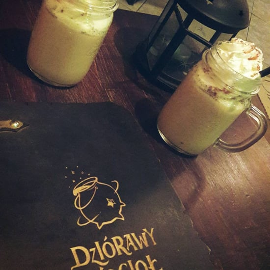 Harry Potter Coffee Shop in Poland
