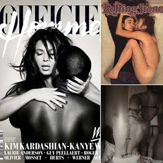 Glossy PDA: Real Couples Heat Up Magazines