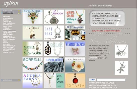 Fab Site: Stylism.com