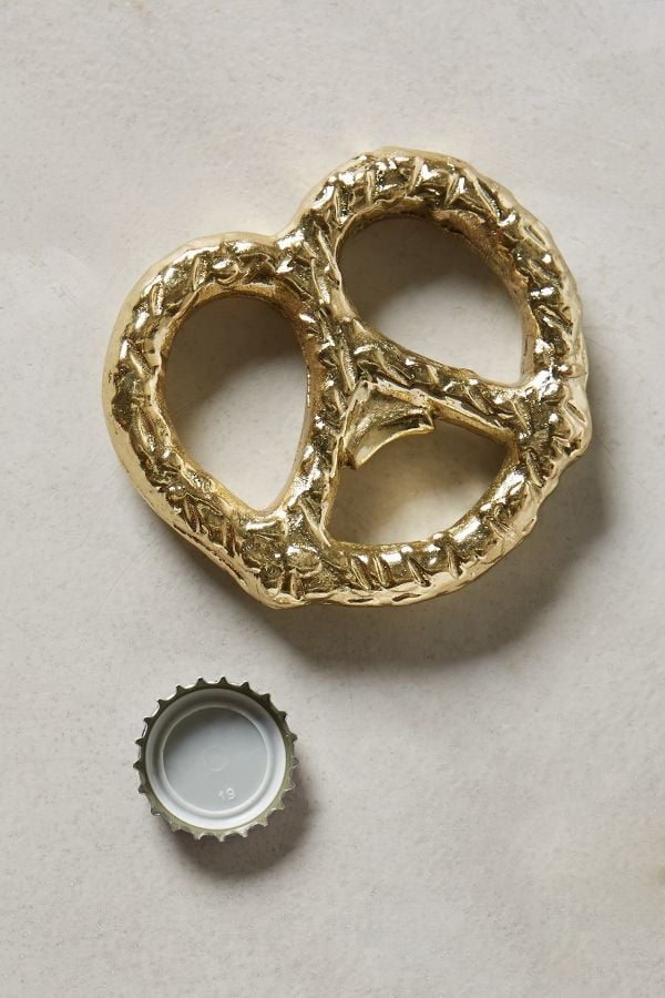 Anthropologie Gilded Pretzel Bottle Opener (£8) For more brilliant bargains, new designers and unusual gift ideas, subscribe to our all-new daily Domestic Sluttery newsletter. We might even share our mulled wine recipe with you.