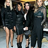 Chrissy Teigen, Malika Haqq, and Khloé Kardashian celebrated hairstylist Jen Atkin.