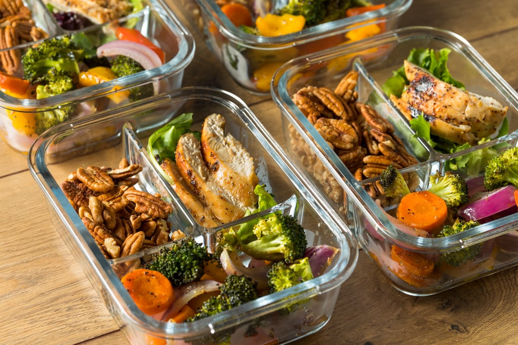 Get in a Meal Prep Routine