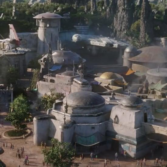 When Will Star Wars Land Open?