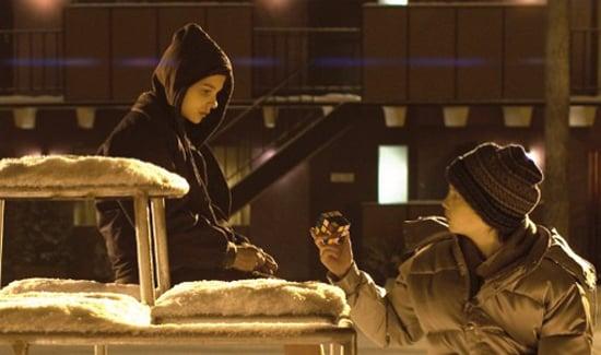 Video Movie Trailer For Let Me In Starring Chloe Moretz, Richard Jenkins, and Kodi Smit-McPhee