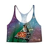 Indie Spacecat Crop Top ($35)