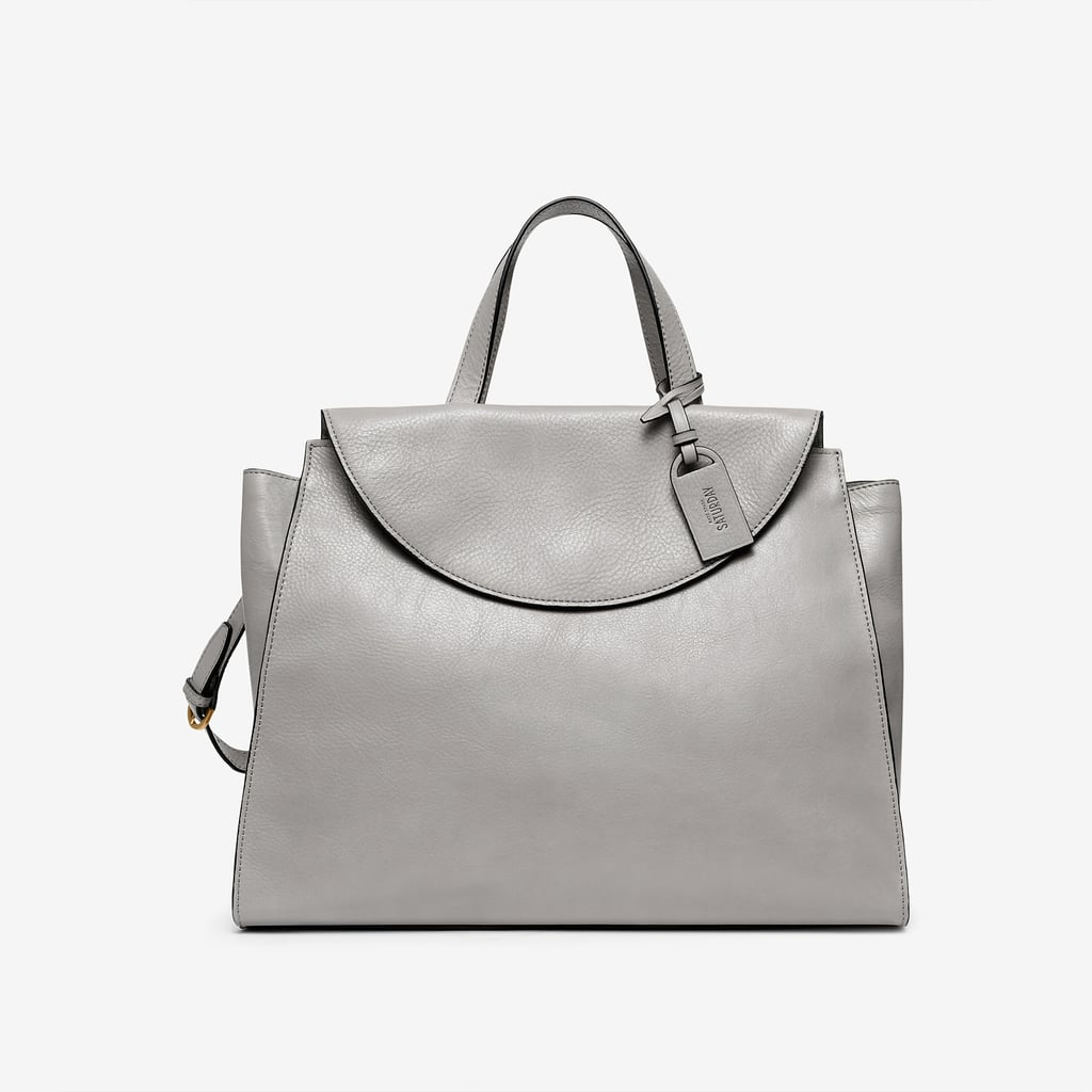 Kate Spade Saturday Gray A Satchel