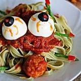 Eyeballs Fettuccini
