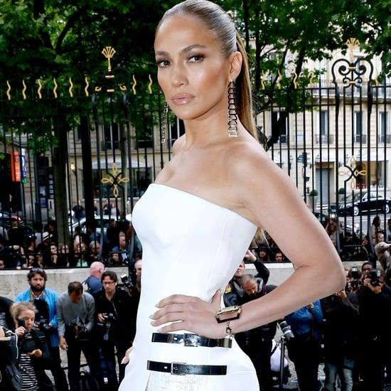 Jennifer Lopez's Sexiest Versace Dresses | Video