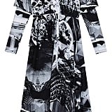 ASOS x Star Wars Printed Long Sleeve Hanky Hem Dress