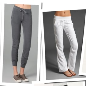 Stylish Flattering Sweatpants