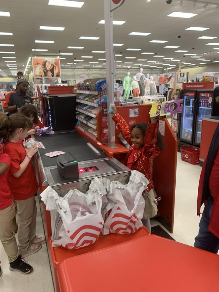 This Girl's Target Birthday Party Is Going Viral on Twitter