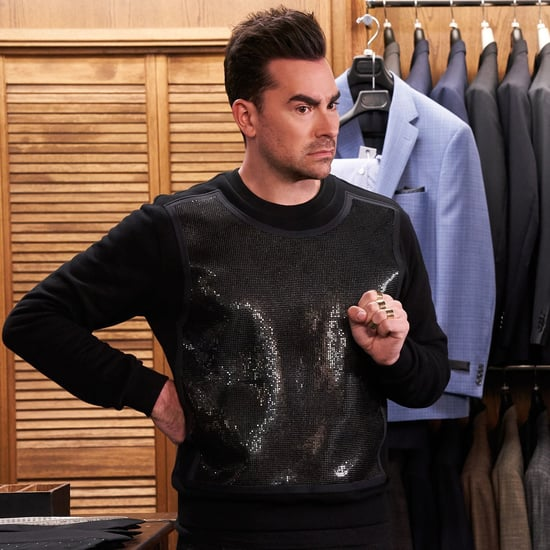 David Rose's Best Holiday Sweaters on Schitt's Creek